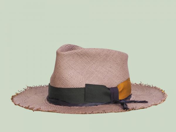 Panama Hat Wide Brim